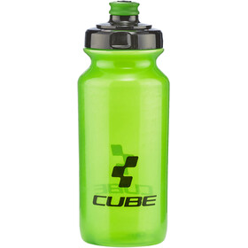 Cube Icon Drinking Bottle 500ml, green